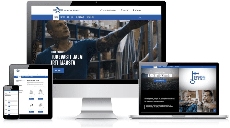 Delanet case-esimerkki Suomi-Tikas Oy